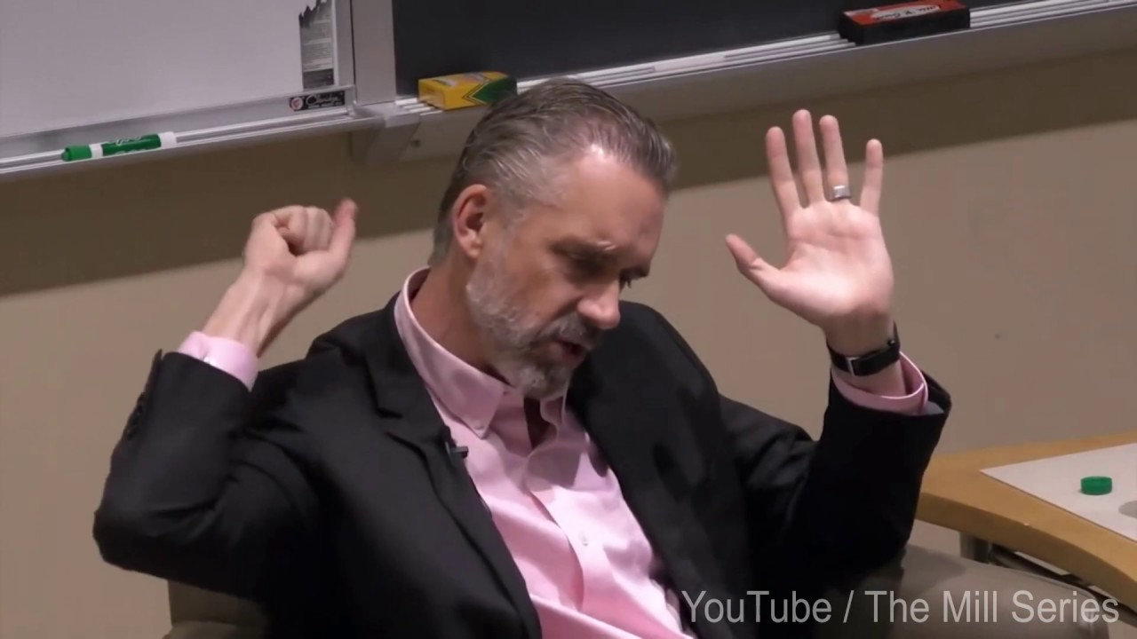 Jordan Peterson Responds to Angry Letters from Student Critics