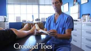 Spread Your Toes™ Series: Crooked & Overlapping Toes, Conservative Care vs. Conventional Care thumbnail