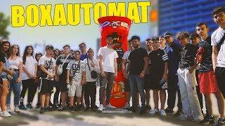 BOXAUTOMAT-CHALLENGE auf der STREET !..😱| STREET COMEDY | Denizon