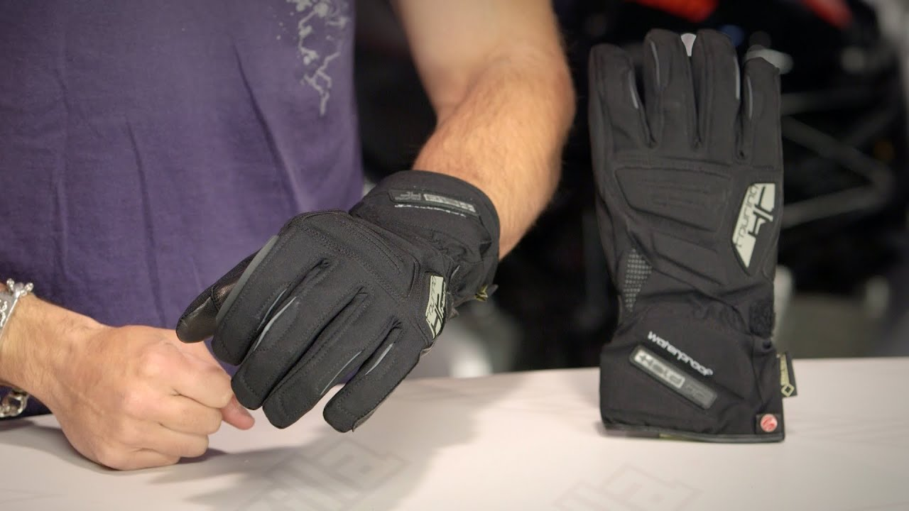 Xtrafit motorcycle gloves - Held Satu Gore Tex X Trafit Gloves Review At Revzilla Com