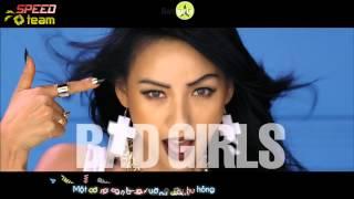 [Vietsub + Engsub + Kara] Lee Hyori (이효리) - Bad Girls