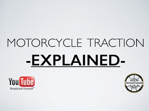 Motorcycle Traction EXPLAINED!