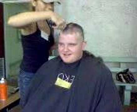 Getting My Head Shaved 35