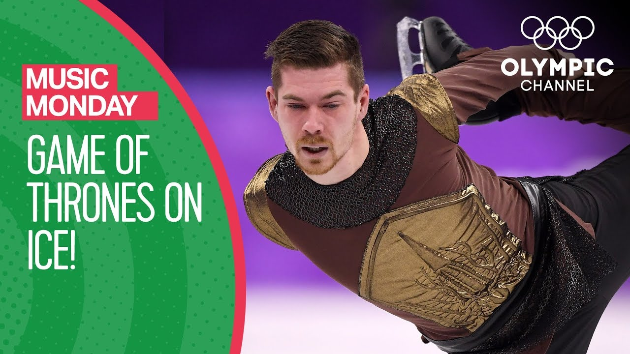 Download Game of Thrones Theme brought to life by Figure Skater Paul Fentz   Music Monday