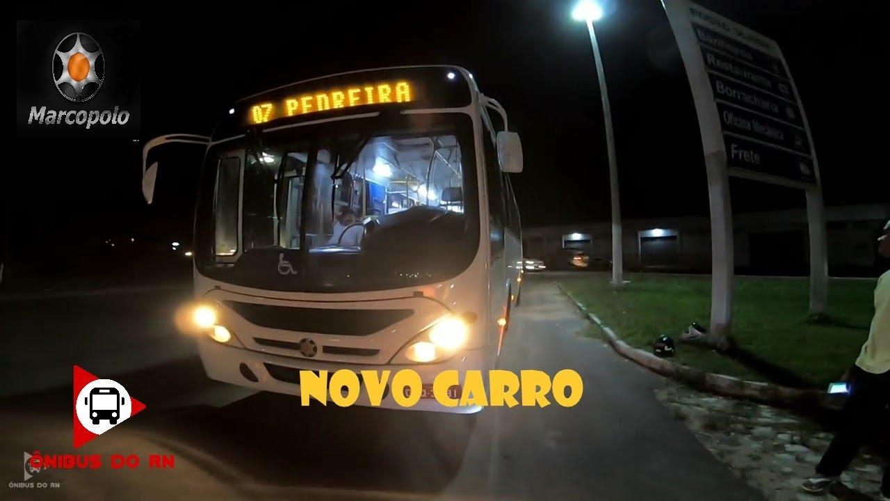 Mais um carro da empresa Conceição