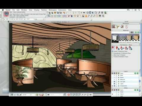 Discover form•Z Part 2: Visualization, rendering, fabrication and presentation