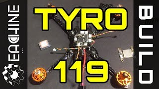 Eachine Tyro119 Build and Fly