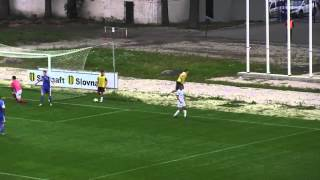 Poprad 24 - FK Poprad - 1. FC Tatran Prešov 3:2