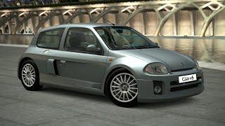 メーカー:ルノースポール 車種:クリオ V6 24V '00 ラップタイム:8'16...
