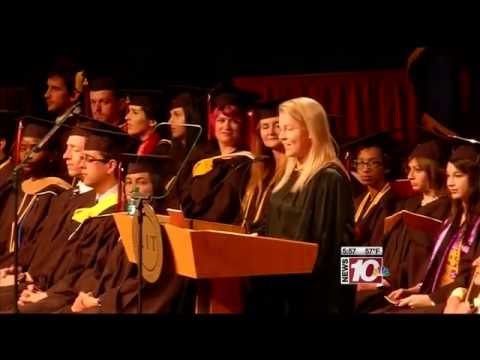 RIT on TV: Graduation ceremonies report on WHEC