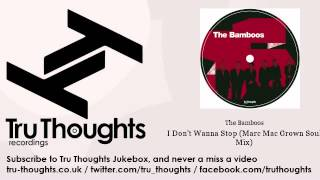 The Bamboos - I Don