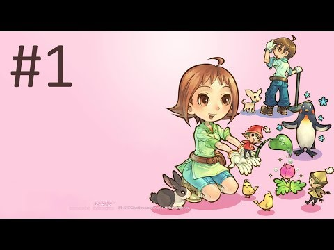 Harvest Moon: Tree of Tranquility ✿ Part 1 ✿