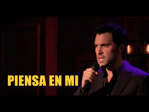 Juan Pablo Di Pace  Piensa En Mi   Feinstein's 54 Below live New York City