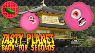 GOBBLING UP GODZILLA! -- Let's Play Tasty Planet: Back for Seconds (Local Co-op)(Steam PC Gameplay)