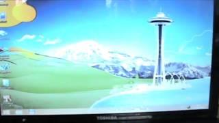 видео Компьютерная диагностика систем Toshiba
