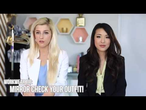 PETITE FASHION TIPS  How to Dress for an Interview Office