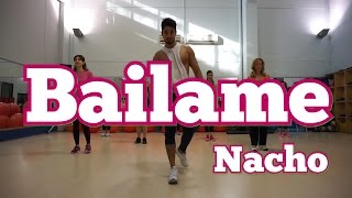 Download Bailame - Nacho (Letra) Version Cumbia GLM Super Kumbia Zumba Mp3 and Videos