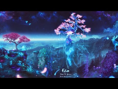 eden the tree of souls photoshop cc time lapse speed art 2120