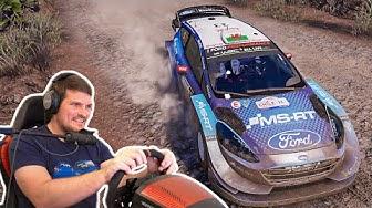 WRC 8 - Überblick / First Look - Der Rallye-Durchbruch?