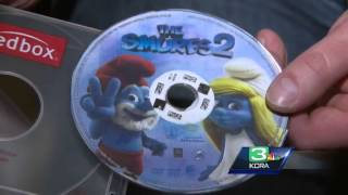 Kids movie from Redbox swapped with porn