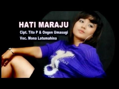 Mona Latumahina - Hati Maraju (Official Music Video)