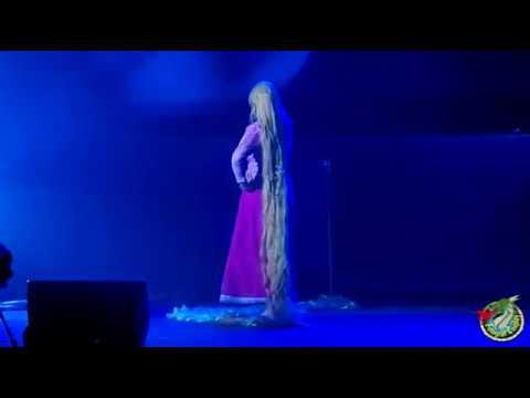 Rapunzel Ecg prelim animecon 2015 netherlands - Ilunaneko
