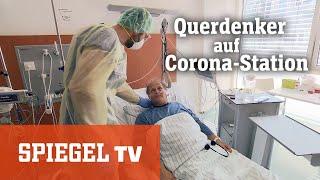 Querdenker auf Corona-Station | SPIEGEL TV