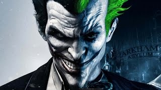 The Joker's Story (Arkham Series)