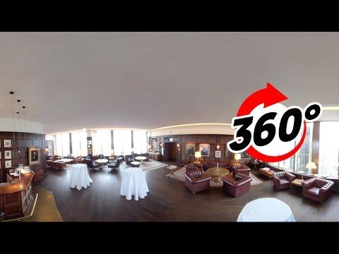 360°-Video: 50 Jahre Axel Springer Haus Berlin