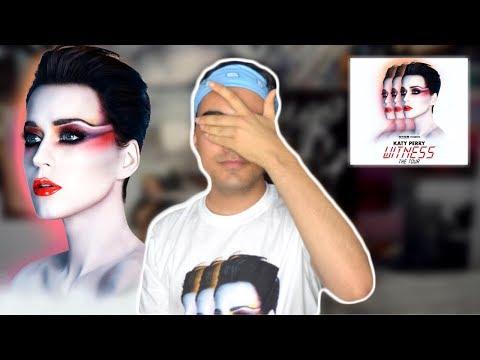 TODO sobre el Witness: The Tour de Katy Perry  JJ