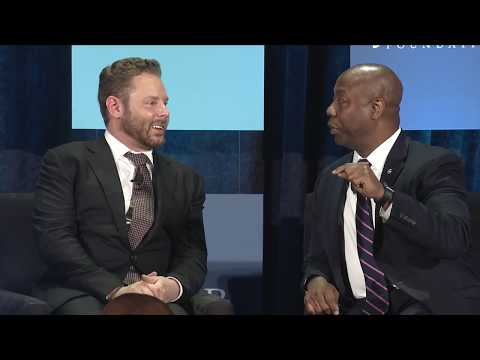 2018 Kemp Leadership Award Dinner honoring Sean Parker