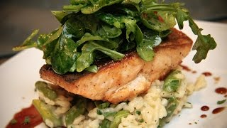 Crispy Glazed Salmon Recipe: Chef Julie Yoon