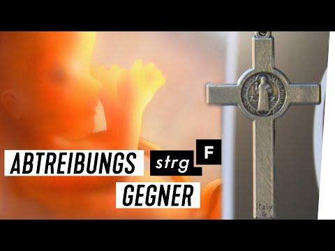 Abtreibungsgegner - So üben sie Druck auf Schwangere aus | STRG_F