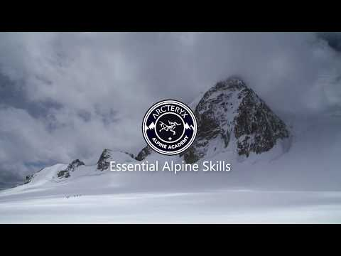 Arc'teryx Alpine Academy - Short Roping a Partner