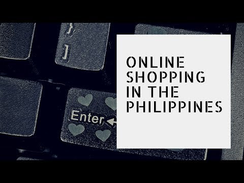 Online Shopping in the Philipines
