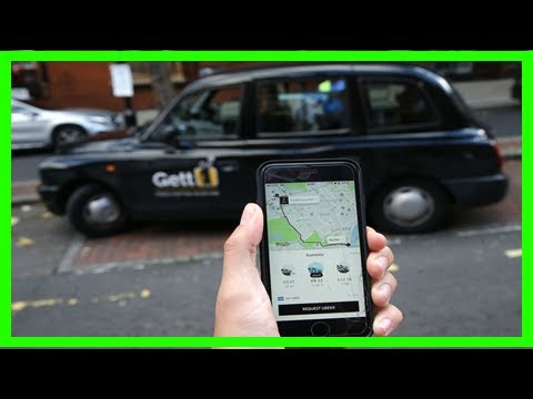 In london, black cabs win a battle against uber. but is the war over?