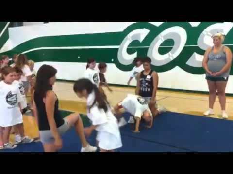 Costa Mesa High School Cheer Camp