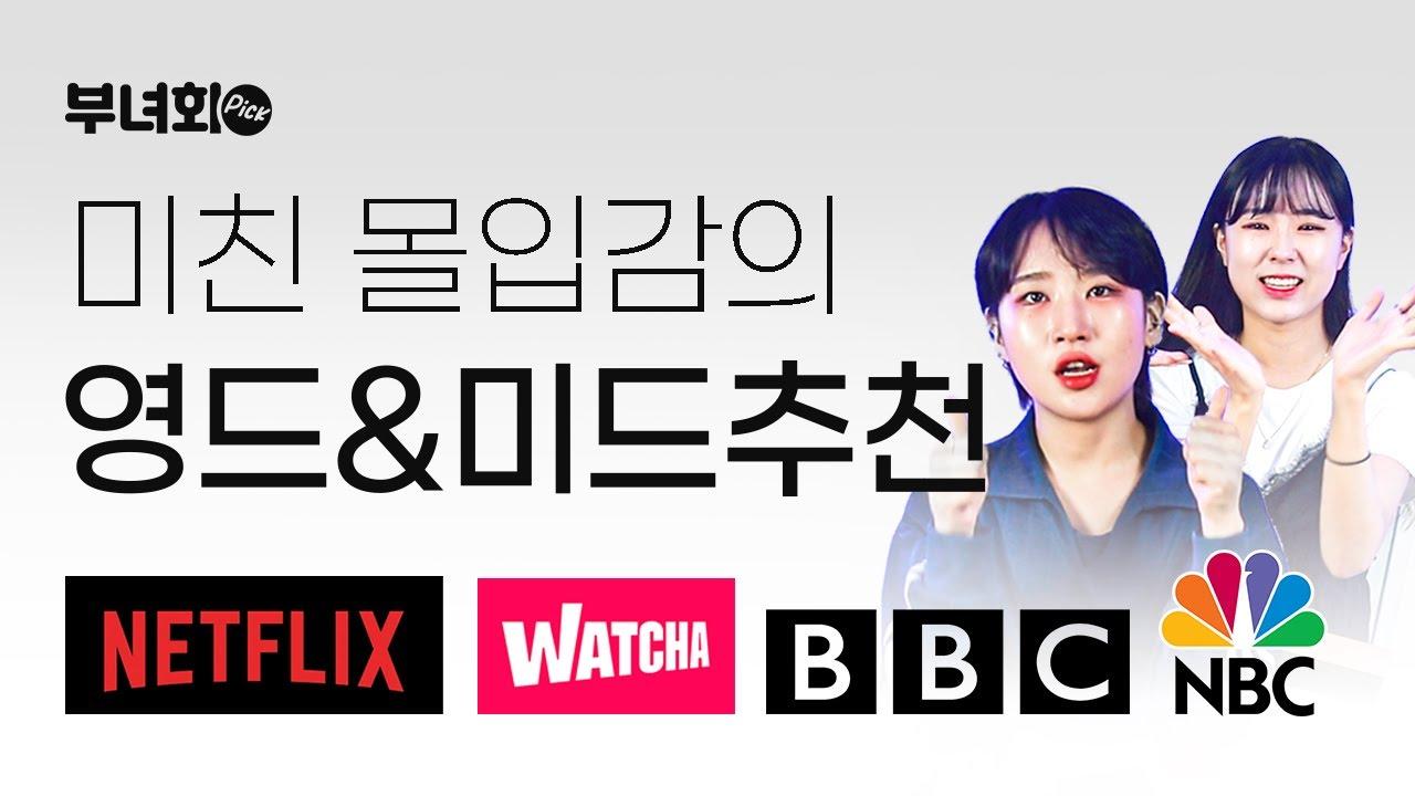 ★나를 밤새우게 한 영드&미드 추천★(feat. 넷플릭스/왓챠/BBC/NBC)