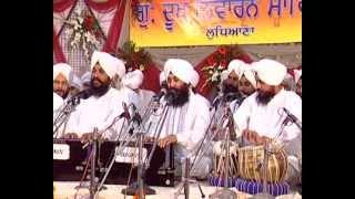 Bhai Joginder Singh Riar - Halle Yara - Aatamras Kirtan Darbar 2006 Live Programme Part 1,2,3