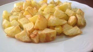 Patate al Forno Perfette | Croccanti Fuori e Tenere Dentro