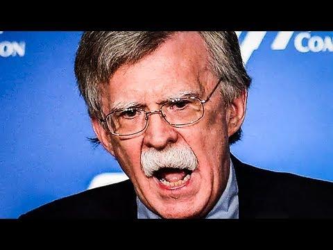 John Bolton Admits US Wants To Take Venezuela's Oil