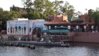 Spice Road Table restaurant at the Morocco pavilion at Epcot - Walt Disney World