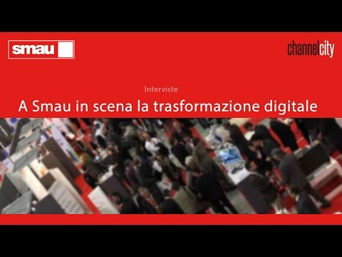 SMAU | Paolo Filpa, Professional Service Manager, V-Valley del Gruppo Esprinet | ChannelCity