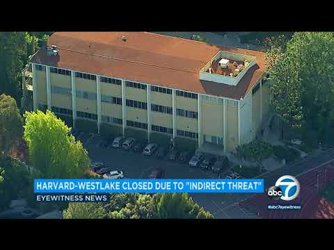 Harvard-Westlake School classes canceled due to social media post I ABC7