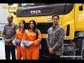 Launching Tata Prima LX 2528.K 6x4 at #GIIAS2017