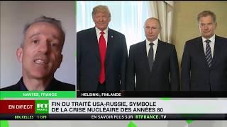Sortie des Etats-Unis du traité INF : vers un retour de la guerre froide ?