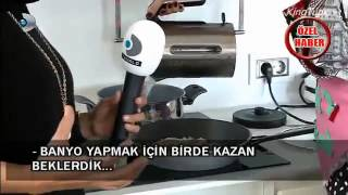 Petek Dinçöz Magazin D Röportajı | 14 Aralık 2013