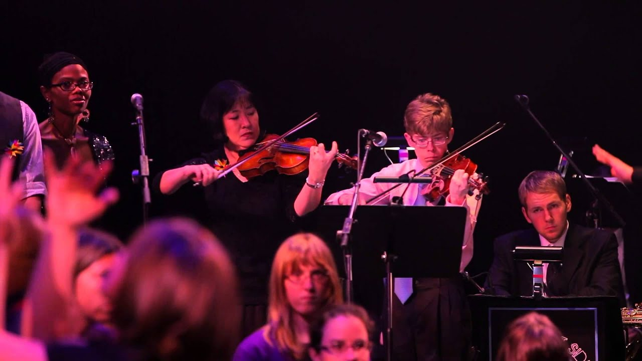 Virginia, the Home of My Heart - Performed in SPARC's LIVE ART Concert - June 3, 2012