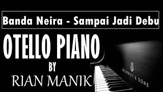 Tutorial Piano Banda Neira ft. Gardika Gigih - Sampai Jadi Debu Cover by Rian Manik + Vokal (CC)