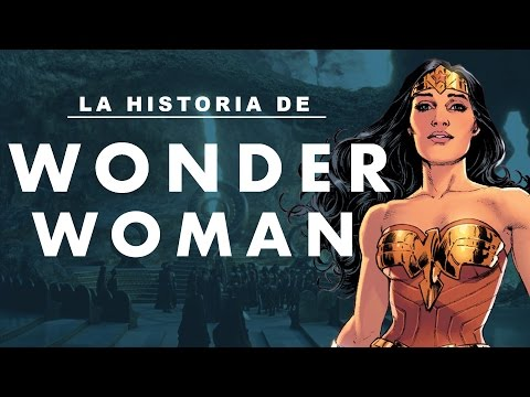 Wonder Woman: La historia de una superheroina en DC | Team-Up
